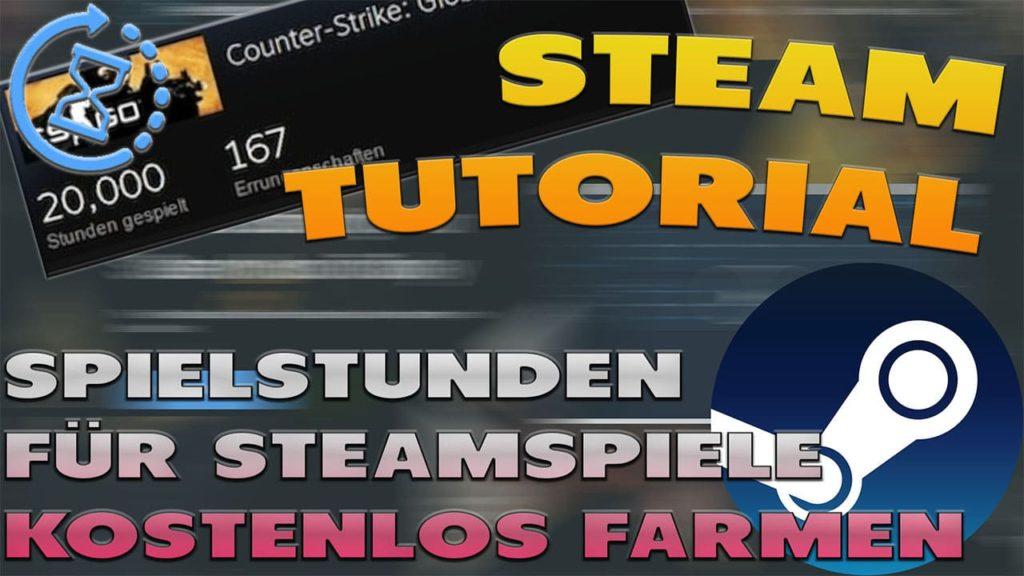 Spielstunden für Steam spiele kostenlos farmen - Haton.net
