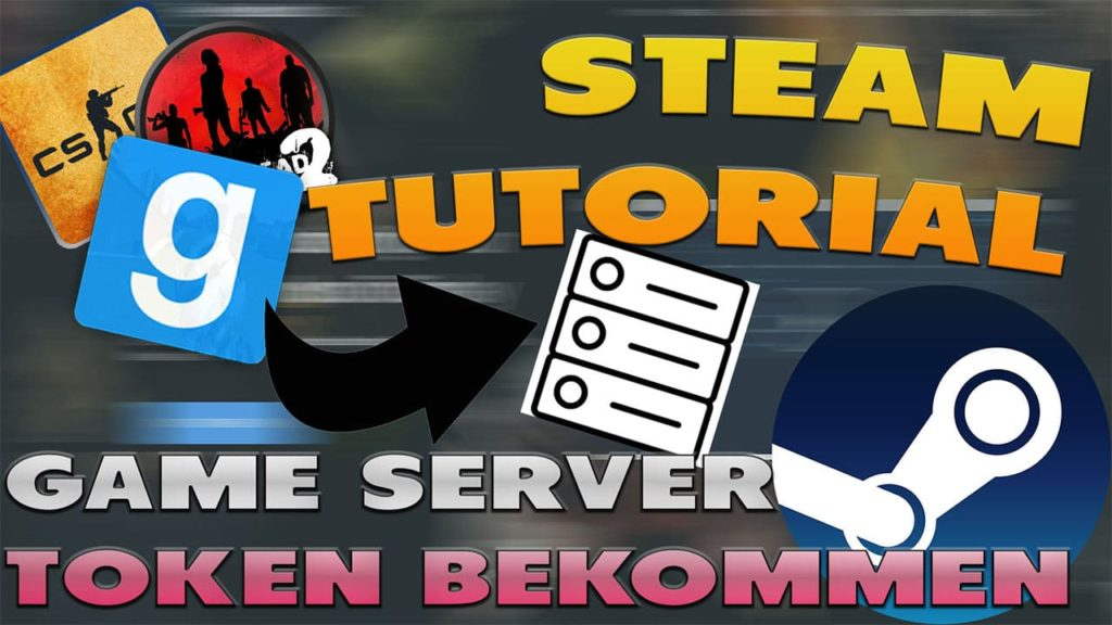 Steam Game Server Token bekommen - Haton.net