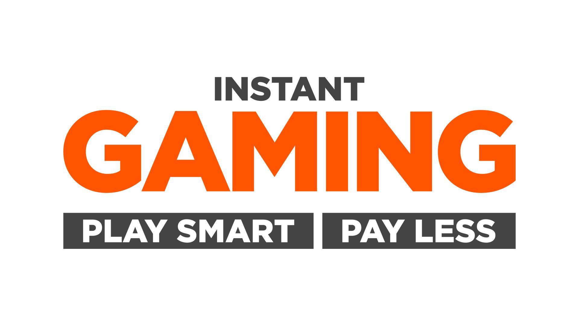 Instand Gaming Logo - Haton.net