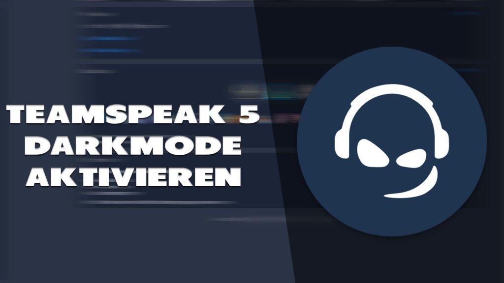 Darkmode in Teamspeak 5 aktivieren - Haton.net