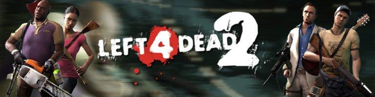 Left 4 Dead 2 Banner - Haton.net