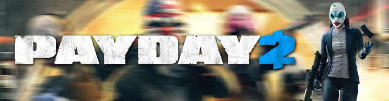 Payday 2 Banner - Haton.net