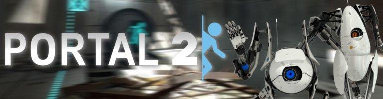 Portal 2 Banner - Haton.net