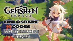 Genshin Impact: Einlösbare Codes und kostenlose Items - Haton.net