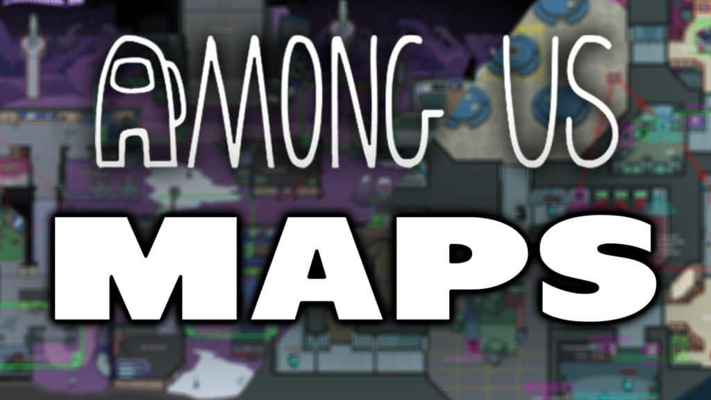 Among Us Maps - Haton.net