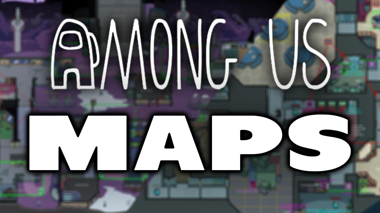 Among Us Maps - Haton.net