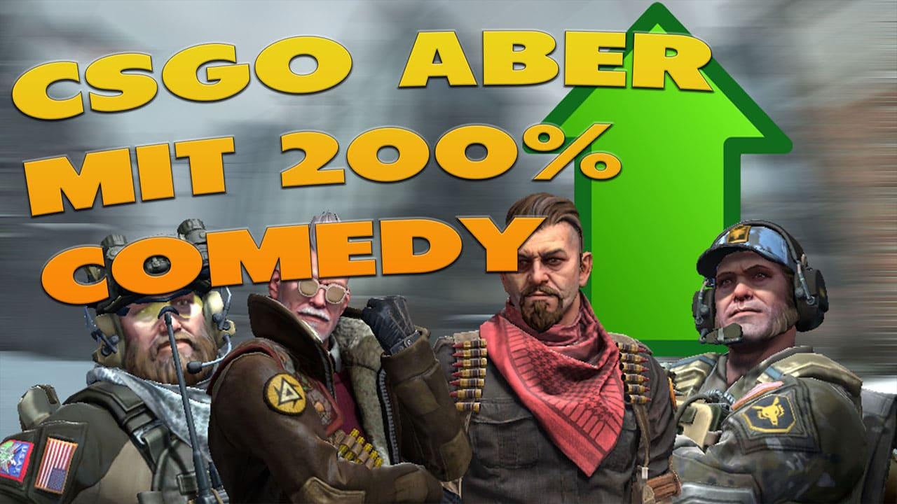 CSGO 200% Comedy - Haton.net