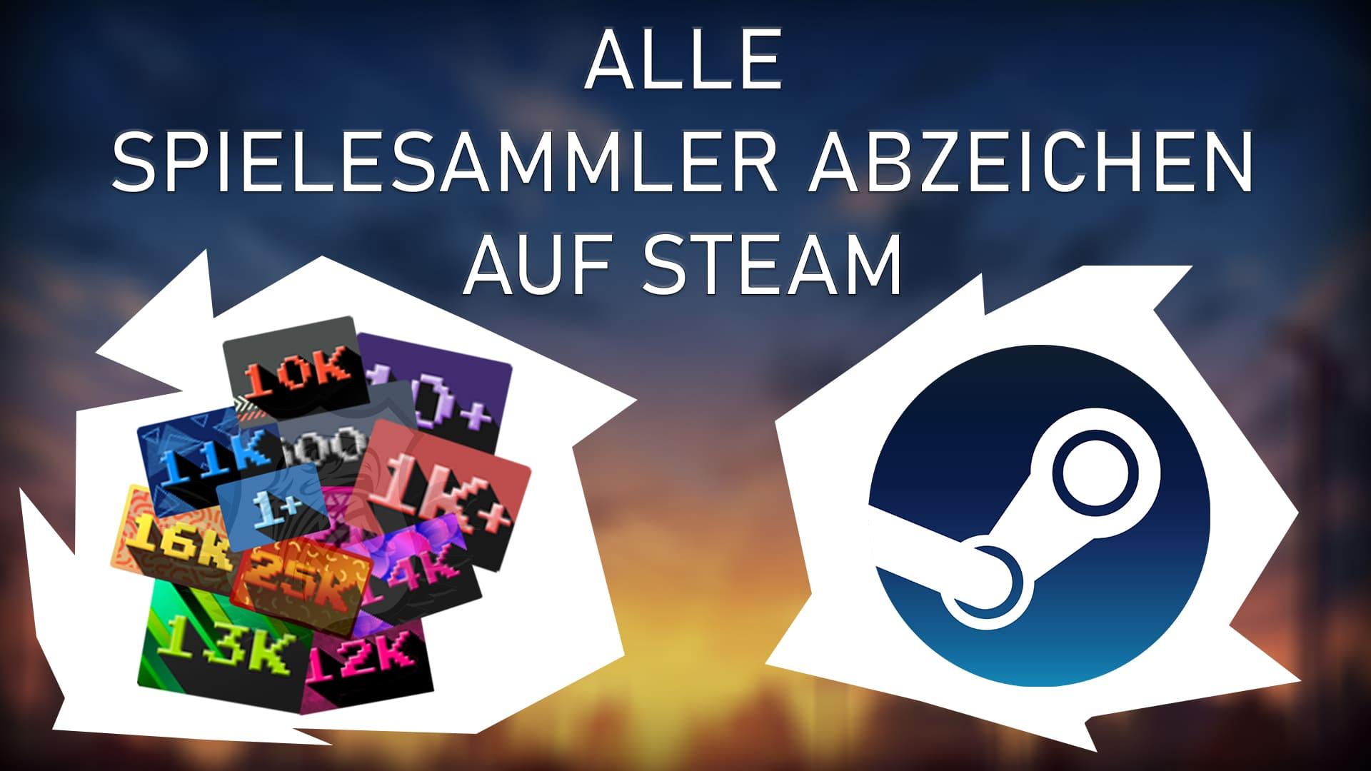 Steam Alle Spielesammler Abzeichen - Haton.net