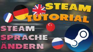 Steam Sprache ändern - Haton.net